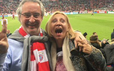 FC Bayern – Liebe auf den ersten Blick